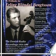 Erling Blöndal Bengtsson - A Tribute to Erling Blöndal Bengtsson, 2 CDs