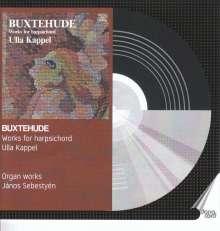 Dieterich Buxtehude (1637-1707): Cembalowerke, CD