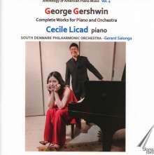 Anthology of American Piano Music Vol.4 - George Gershwin, CD