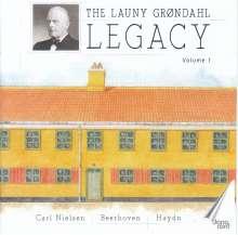Carl Nielsen (1865-1931): Symphonien Nr.2 & 4, 2 CDs