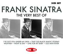 The Very Best Of Frank Sinatra, 3 CDs