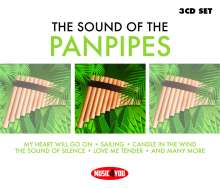 The Sound Of Panpipes, 3 CDs