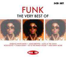 The Very Best Of Funk, 3 CDs