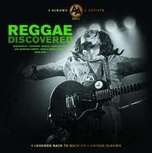 Reggae Discovered, 3 LPs
