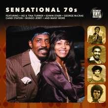 Sensational 70s, LP