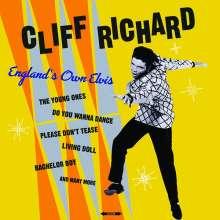 Cliff Richard: England's Own Elvis (180g), 2 LPs