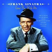 Frank Sinatra (1915-1998): Come Fly With Me (180g), 2 LPs