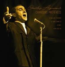 Charles Aznavour (1924-2018): Chansons Préférées (180g), LP