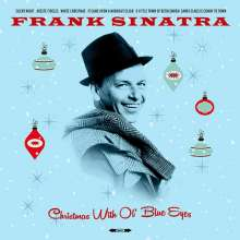 Frank Sinatra (1915-1998): Christmas With Old Blue Eyes, LP