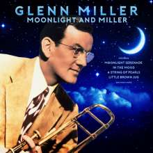 Glenn Miller (1904-1944): Moonlight And Miller (180g), 2 LPs