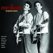 The Everly Brothers: 20 Golden Classics (180g), LP
