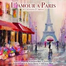 L'Amour A Paris (180g), LP