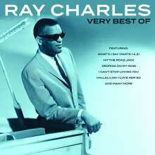 Ray Charles: Very Best Of Ray Charles (180g), LP