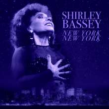 Shirley Bassey: New York, New York (180g), LP