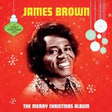 James Brown: The Merry Christmas Album (180g), LP