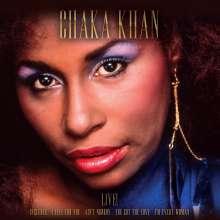 Chaka Khan: Live! (180g), LP