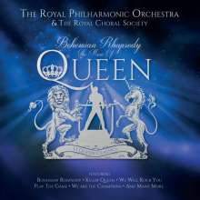 Royal Philharmonic Orchestra: Bohemian Rhapsody: The Music Of Queen (180g), LP