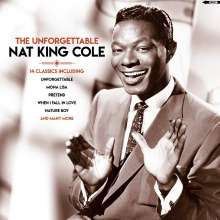 Nat King Cole (1919-1965): The Unforgettable (180g), LP