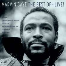 Marvin Gaye: The Best Of - Live! (180g), LP