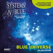 Systems In Blue: Blue Universe (Deluxe Edition), 2 CDs