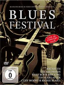 Blues Festival - Live In Concert 2006, CD
