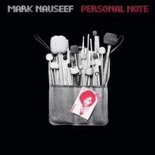 Mark Nauseef: Personal Note, CD