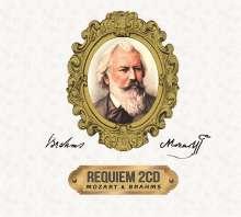 Wolfgang Amadeus Mozart (1756-1791): Requiem KV 626, 2 CDs