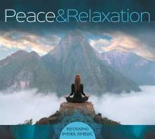Peace & Relaxation: Relaxing India Spirit, CD
