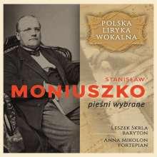 """Stanislaw Moniuszko (1819-1872): Lieder """"Piesni Wybrane"""", CD"""