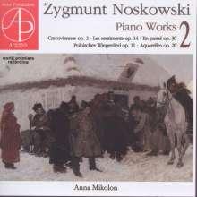 Zygmunt Noskowski (1846-1909): Klavierwerke Vol.2, CD