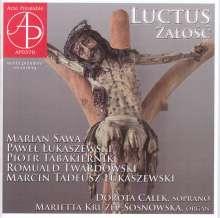 Pawel Lukaszewski (geb. 1968): Luctus Mariae, CD