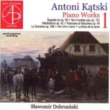 Antoni Katski (1817-1899): Klavierwerke Vol.1, CD
