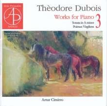 Theodore Dubois (1837-1924): Klavierwerke Vol.3, CD