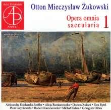 Otton Mieczyslaw Zukowski (1867-1939): Opera omnia saecularia Vol.1, CD