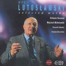 Witold Lutoslawski (1913-1994): Orchesterwerke, CD