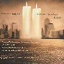 "Wojciech Kilar (1932-2013): Symphonie Nr.3 ""September Symphony"", CD"
