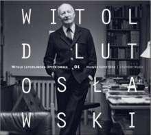 Witold Lutoslawski (1913-1994): Opera Omnia Vol.1, CD