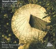 """Joseph Haydn (1732-1809): Symphonien Nr.6-8 """"Die Tageszeiten"""", CD"""