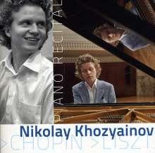 Nikolay Khozyainov - Piano Recital, CD