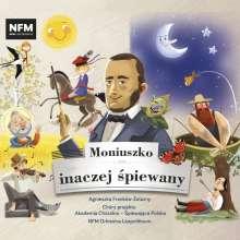"""Stanislaw Moniuszko (1819-1872): Chorwerke """"Inaczej Spiewany"""", CD"""