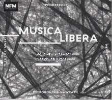 Marcin Danilewski - Musica Libera, CD
