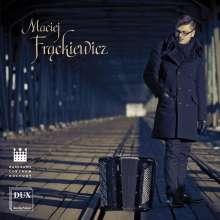 Maciej Frackiewicz, Akkordeon, CD