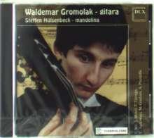 Waldemar Gromolak,Gitarre, CD
