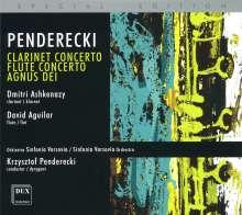 Krzysztof Penderecki (geb. 1933): Klarinettenkonzert, CD