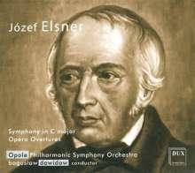 Josef Elsner (1769-1854): Symphonie op.11 C-Dur, CD