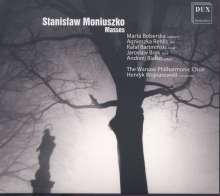 Stanislaw Moniuszko (1819-1872): Messen Vol.1, CD