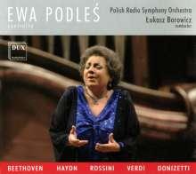Ewa Podles singt Arien, CD