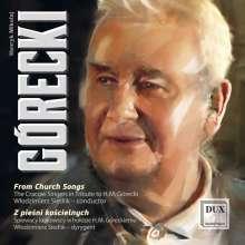 Henryk Mikolaj Gorecki (1933-2010): Kirchenlieder, CD