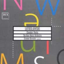 Witold Lutoslawski (1913-1994): Kammermusik, CD