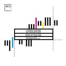 Witold Lutoslawski (1913-1994): Klavierwerke, CD